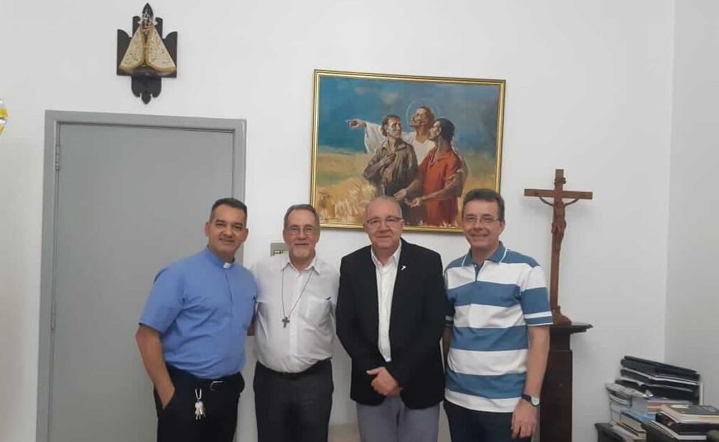 Departamentos de Teologia e Filosofia recebem CNBB