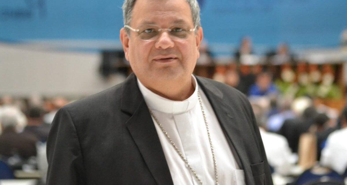 Felicitações a Dom Joel Portella Amado