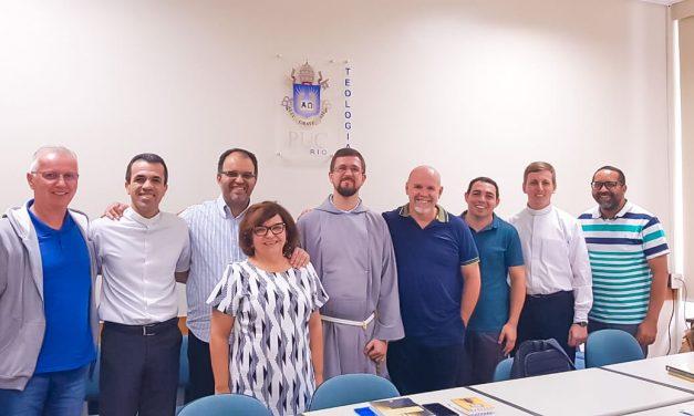 Pós-graduação em Teologia da puc-Rio iniciou as atividades do Doutorado e do Mestrado interinstitucional.