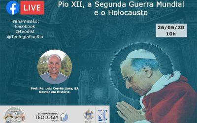 Live: Pio XII, a Segunda Guerra Mundial e o Holocausto