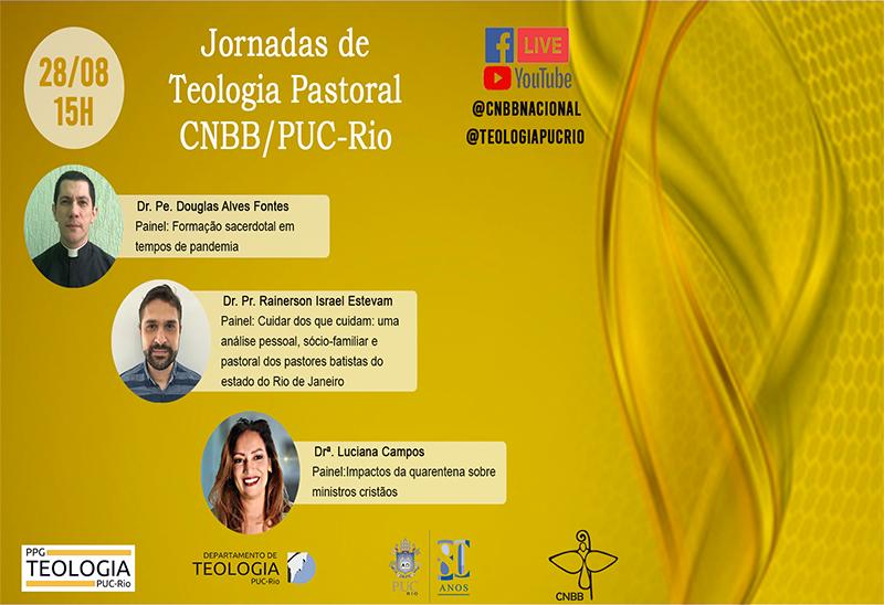 3ª Edição das Jornadas de Teologia Pastoral CNBB/PUC-Rio