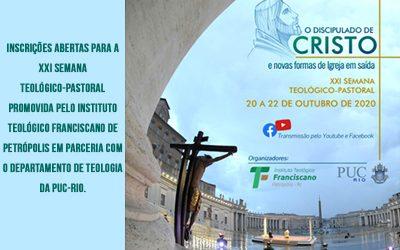 XXI Semana teológico-pastoral
