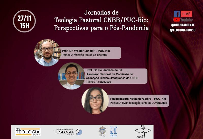 Jornadas de Teologia Pastoral CNBB / PUC-Rio